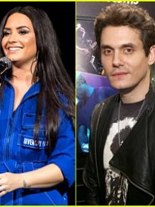 Sai clipe de Demi Lovato e Aguilera e John Mayer também tem novo vídeo