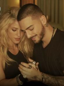 Shakira lança mais uma música em parceria com Maluma. Confira aqui