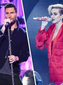 Maroon 5 faz cover de Bob Marley e Katy Perry mostra bastidores