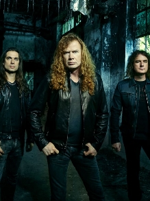 Dezessete anos depois, Megadeth toca 'The Conjuring' ao vivo