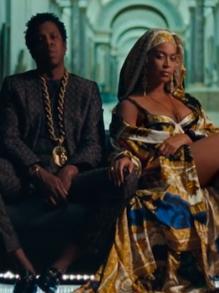 Beyoncé e Jay-z lançam primeiro álbum juntos e liberam clipe