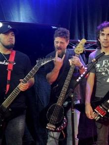 Raimundos e CPM 22 fazem show juntos e prometem música nova