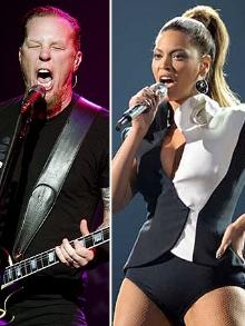Metallica e Beyoncé devem se apresentar por aqui em 2019