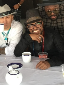 Black Eyed Peas lança clipe de protesto para 'Get It'