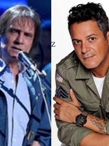 Roberto Carlos lança música com o cantor espanhol Alejandro Sanz