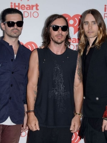 30 Seconds to Mars confirma três shows aqui no Brasil ainda este ano