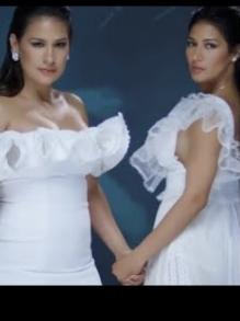 Simone e Simaria: clipe de 'Um em um milhão' com Deborah S e marido