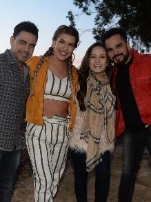 Zezé di Camargo e Luciano lançam clipe da música 'Reggae in Roça'