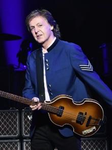 Paul McCartney lança mais uma faixa pop do novo álbum