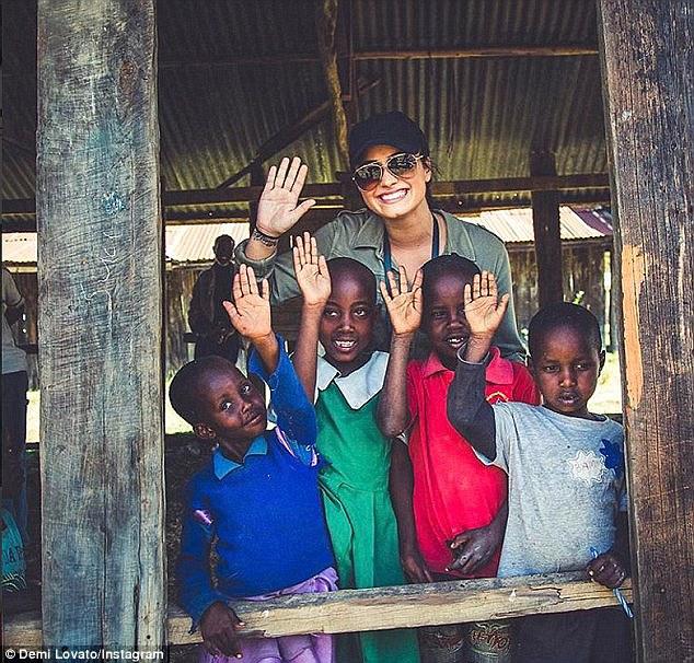 foto: 6 - Demi Lovato faz 26 anos. Reveja aqui algumas curiosidades