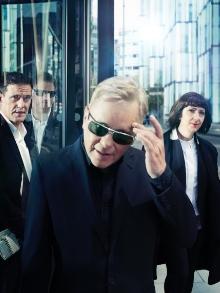 New Order confirma três shows no Brasil: SP, Uberlândia e Curitiba