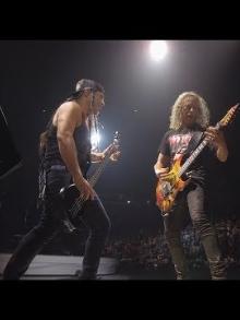 Metallica toca música de Prince e 'No Leaf Clover' em show