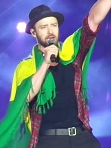 Justin Timberlake deve fazer shows no Brasil no começo de 2019