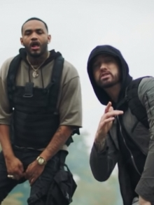 Eminem lança novo clipe e novamente rola uma crítica. Veja aqui