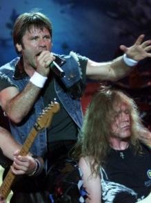 Iron Maiden deve fazer show no Brasil no ano que vem. Saiba aqui