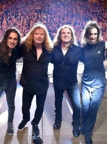 Rock in Rio: mais dois nomes surgem: Megadeth e o cantor Seal