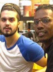 Luan Santana libera clipe da música Vingança com Mc Kekel