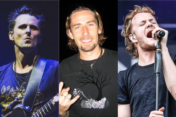 foto: 1 - Nickelback, Muse e Imagine Dragons estarão no Rock in Rio 2019