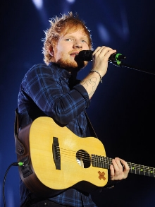 Ed Sheeran: show extra em SP e mais ingressos para show em RS