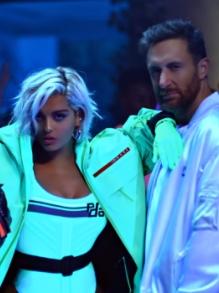 David Guetta lança clipe dançante de parceria com Bebe Rexha e J Balvin