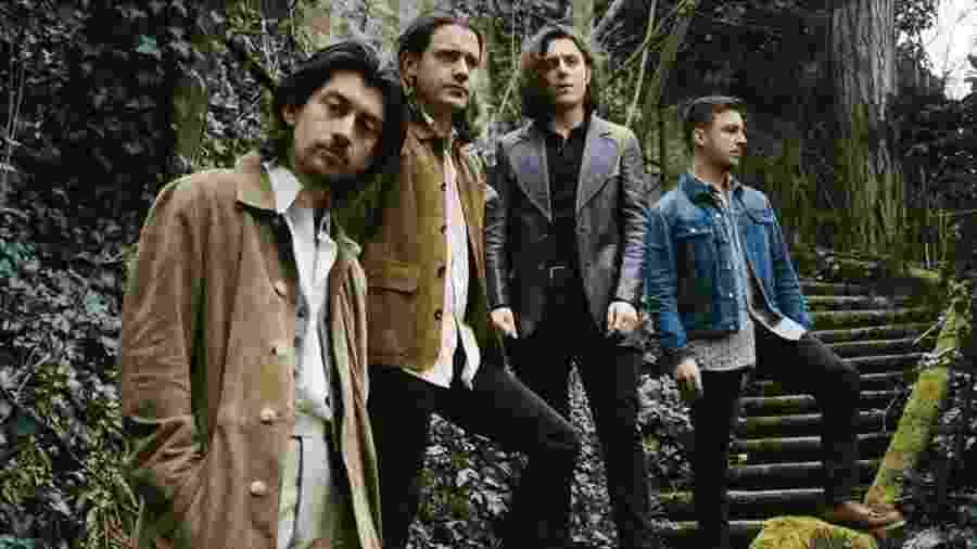 foto: 2 - Vai ter show do Arctic Monkeys no RJ e do Slash em diversas capitais