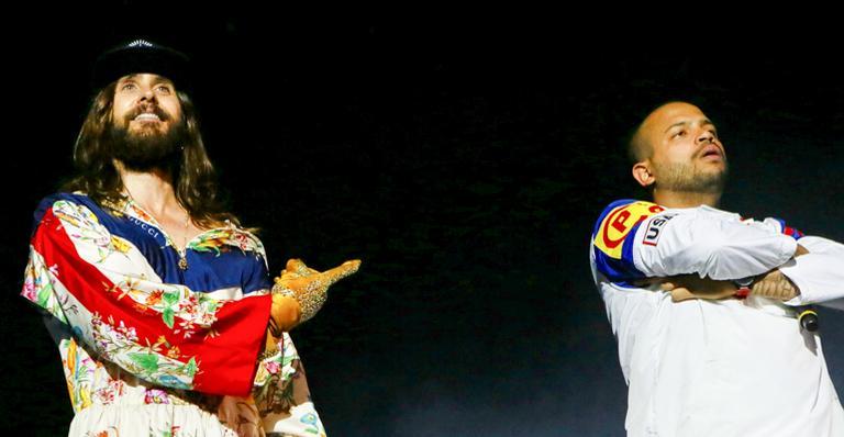 foto: 1 - Miley Cyrus lança clipe novo e 30 Seconds to Mars canta com Projota