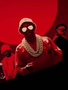 Black Eyed Peas lança mais um clipe de disco novo