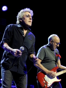 The Who planeja novo disco e turnê com orquestra