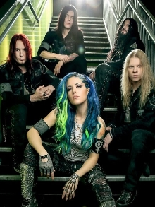 Arch Enemy lança álbum com cover do Metallica, Iron, Megadeth e mais