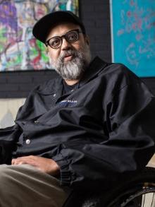 Morre Marcelo Yuka, um dos fundadores do Rappa e do F.UR.T.O