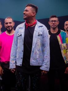 Sorriso Maroto lança clipe intimista da faixa Escondido de seus pais
