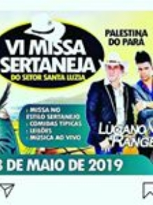 show LUCIANO E RANGELPALESTINA DO PARA/PA