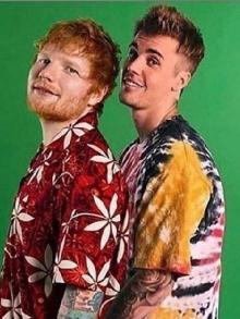 Novo clipe de Ed Sheeran e Justin Bieber passa dos 30 milhões. Você já viu?
