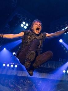 Iron Maiden confirma show extra e Nickelback e mais fazem festival