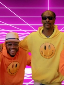 Black Eyed Peas lança clipe animado com Snoop Dogg. Veja aqui
