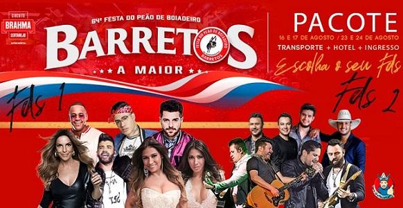 foto: 2 - Gusttavo Lima faz dueto com Zé Felipe e sai programação de Barretos