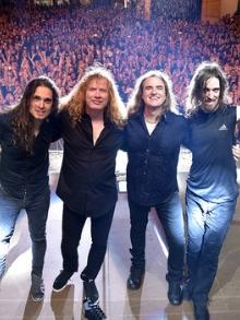 Megadeth pode cancelar show no Rock in Rio. Saiba por que