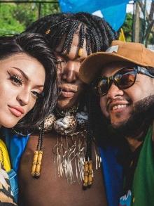 Emicida lança clipe com Pabllo e Majur e trecho de música de Belchior