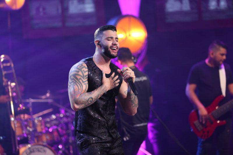 foto: 4 - Projota canta para Chorão e mais Sheeran, Anitta e Gusttavo Lima