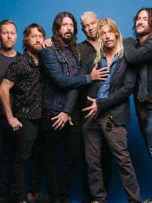 Foo Fighters lança EP para comemorar primeiro disco da banda