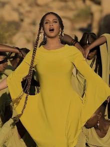 Beyoncé lança clipe emocionate para Spirit, do filme O Rei Leão
