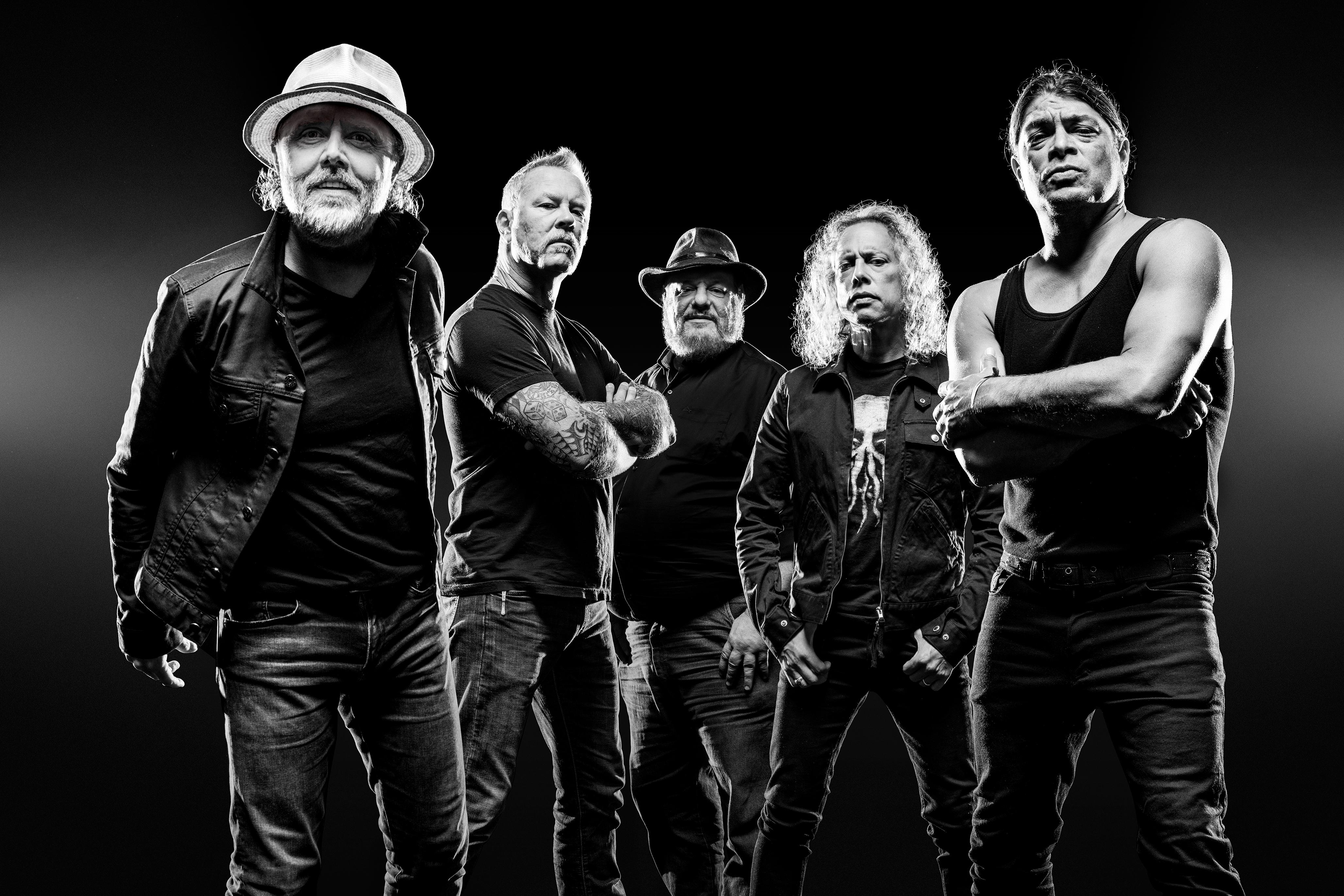 foto: 1 - Metallica lança quebra-cabeça de capas de discos e Korn clipe novo