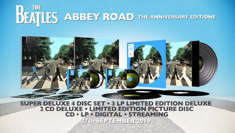 foto: 1 - Disco clássico dos Beatles, Abbey Road, ganha versão especial