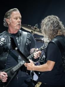 Aumentam rumores de que o Metallica vem para o Brasil ano que vem