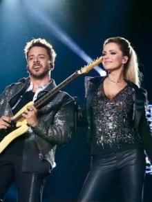 Corre: nova venda de ingressos para último show de Sandy e Jr