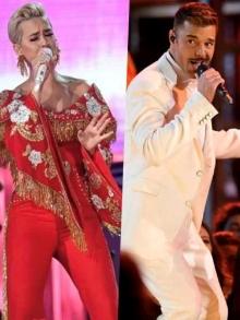 Katy Perry lança clipe fofo com seu cachorro e Rick Martin canta com Maluma