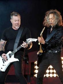 Metallica libera mais um trailer de novo filme-show com orquestra