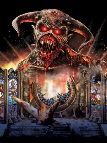 show Iron Maiden/(Estado)