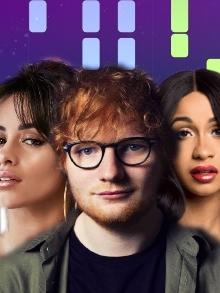 Ed Sheeran lança clipe de ação com Camila Cabello e Cardi B