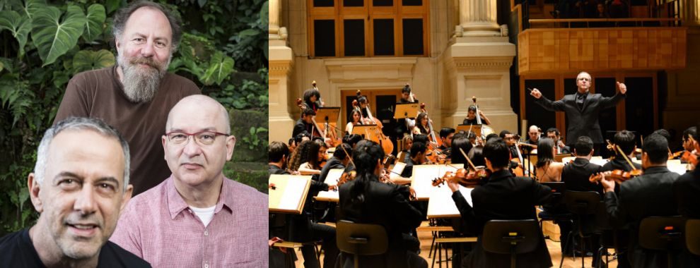 foto: 1 - Show gratuito em SP do Paralamas do Sucesso com Orquestra Heliópolis